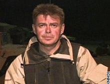 CNN's Martin Savidge