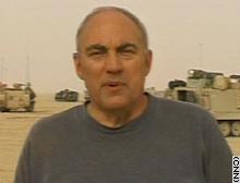 CNN's Walter Rodgers