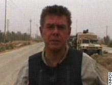 CNN's Martin Savidge