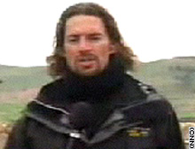 CNN Correspondent Kevin Sites