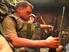 Lt. Drew Fanning
