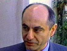Syria diplomat Moustapha: 'We believe in American values and we believe in American fairness.'