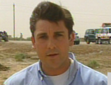 CNN correspondent John Vause