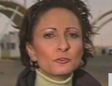 CNN correspondent Rula Amin