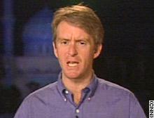 CNN Correspondent Nic Robertson