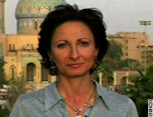 CNN Correspondent Rula Amin