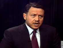 King Abdullah: