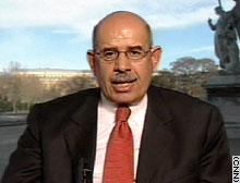 ElBaradei: