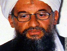 Al-Zawahiri is bin Laden's closest adviser, as well as his doctor. He remains at large.