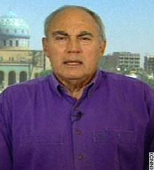 CNN correspondent Walter Rodgers
