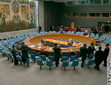 The latest revision of the United States' U.N. Security Council resolution gives a greater role to the United Nations.