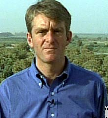 CNN senior international correspondent Nic Robertson