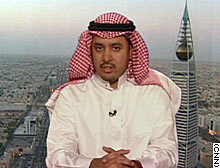 Raid Qusti, Riyadh bureau chief for the Arab News daily newspaper