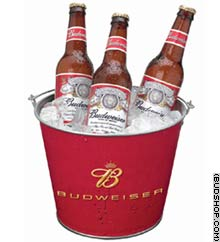 Nightly data feeds from beer distributors allow Anheuser-Busch managers to constantly adjust production and fine-tune marketing campaigns.