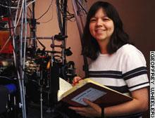 Physicist Deborah Jin, a MacArthur