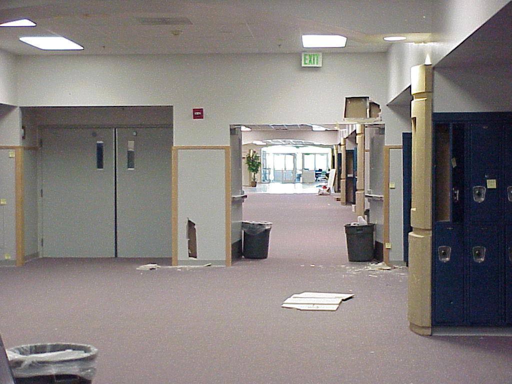 Hallway Text