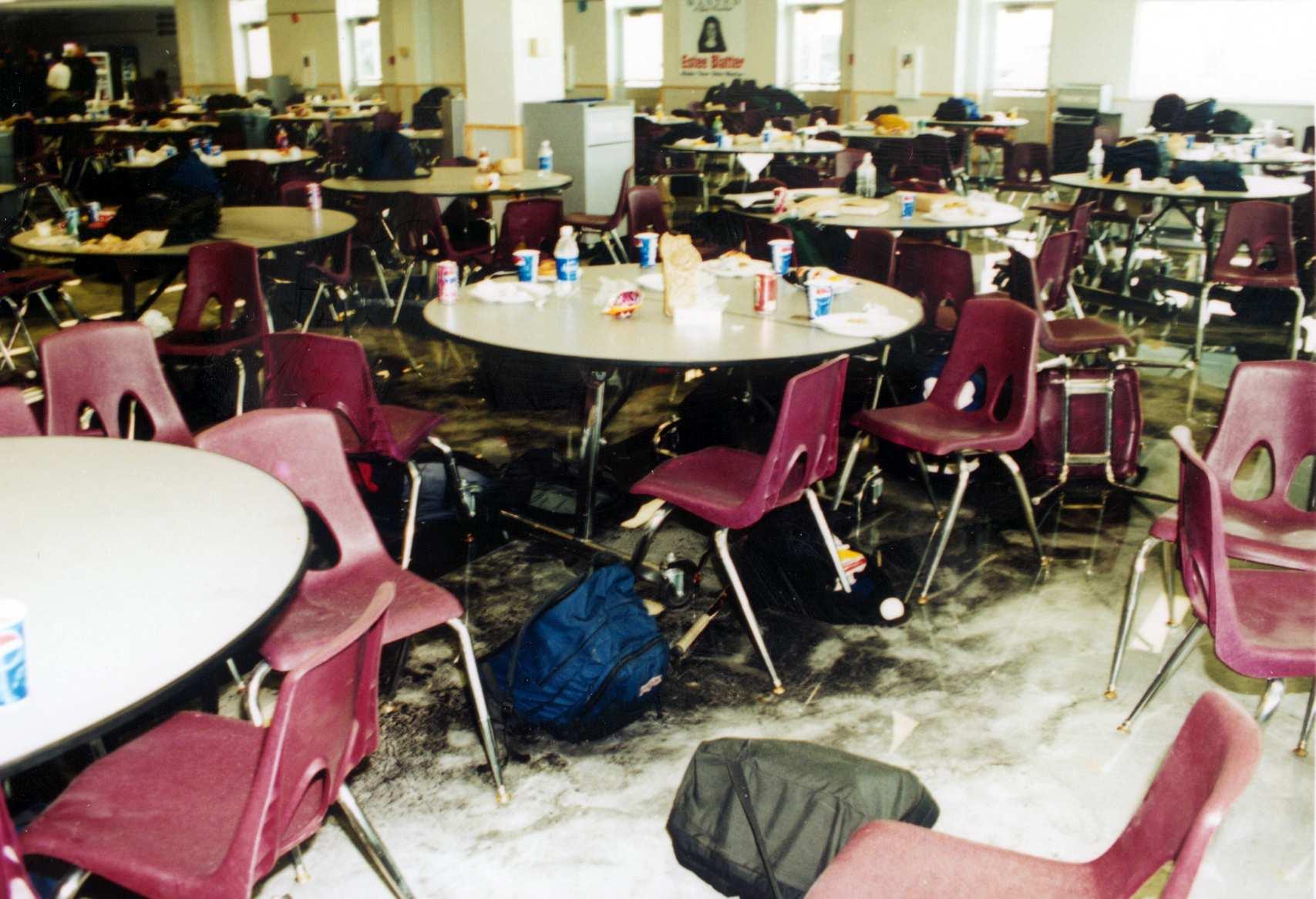 Viewing Gallery For - Columbine Crime Scene Photos Rachel Scott