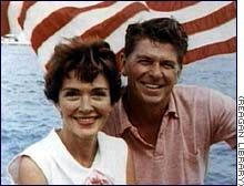 Ronald and Nancy