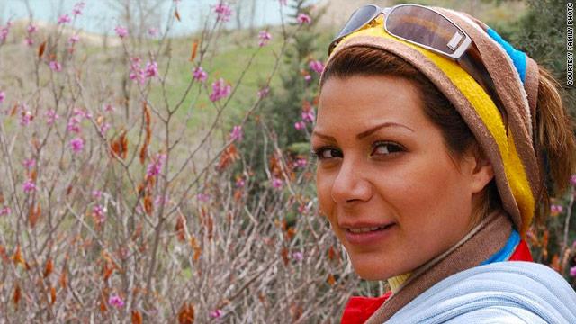 Neda, The Face of a Revolution