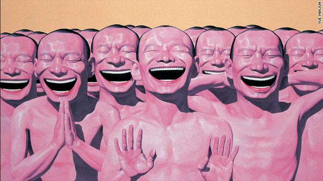 Yue Minjun What39s behind the grin of Yue Minjun CNNcom. Yue Minjun   Alchetron  The Free Social Encyclopedia