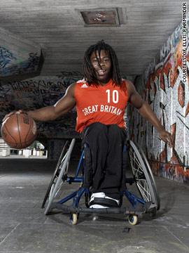 wheelchair basketball rules