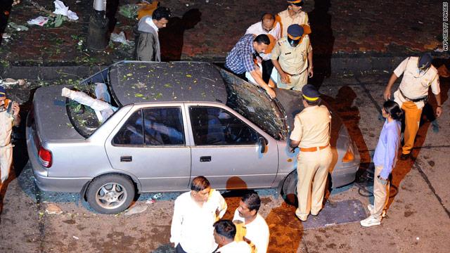 India on high alert after Mumbai blasts