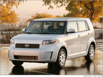 Toyota Says That It Asked Previous Generation XB Owners What Their Cars  Lacked, And Gave It To Them In The New 2008 Model. I Disagree   From The  Looks Of It ...