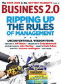 Ripping up the rules of management