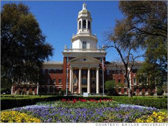 Baylor University - Baylor University - 1311 S 5th St, Waco, TX, United States