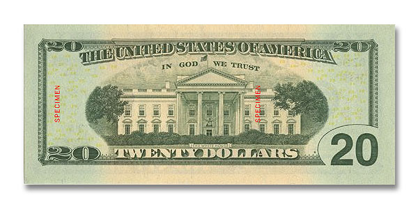 Twenty Dollar Back 2003