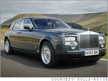 Rolls-Royce vs. Maybach