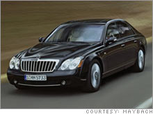 The Maybach 57S
