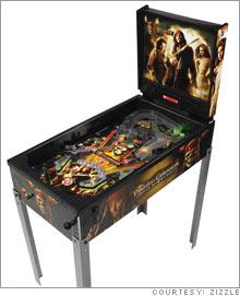 zizzle pinball machine for sale