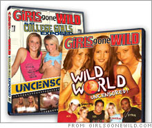 Wilds sex toy party