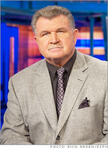 Mike Ditka's attacks on the NFL and the sport's players union for its treatment of injured and needy retired players is denting its gold-plated brand.