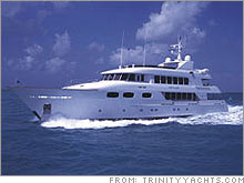 Devaney's yacht