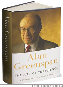 leadership qualities of alan greenspan essay