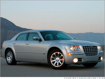 Chrysler's need for speed