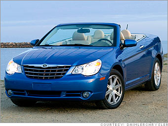 Saab And Volvo Nail Convertible Crash Tests Chrysler