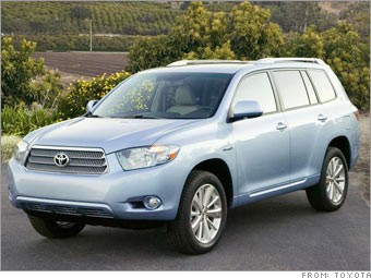 Toyota Highlander - CarAutoPortal.com.