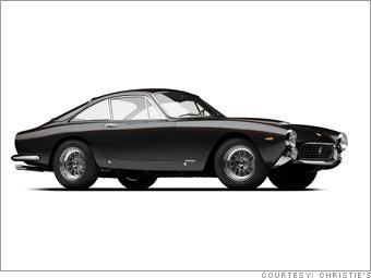1963 Ferrari 250GT/L Lusso Berlinetta