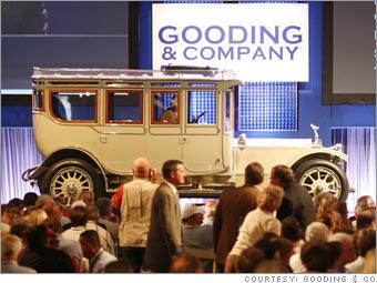 1912 Rolls-Royce 40/50 HP Silver Ghost Double Pullman Limousine,