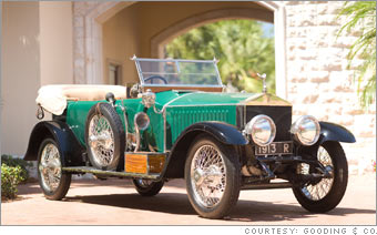 1913 Rolls-Royce Tourer