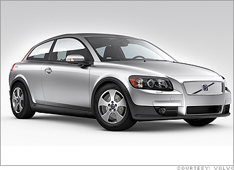 Volvo C30 Efficiency