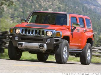 Jeep Gets Back In Uniform Hummer Born From Jeeps CNNMoneycom - Chrysler hummer