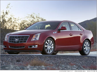 Cadillac's new lines