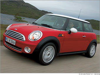 top 10 best resale value cars mini cooper 4. Black Bedroom Furniture Sets. Home Design Ideas