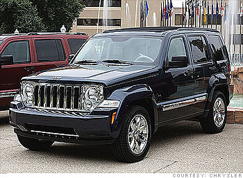 new jeep liberty weirdly appealing the surprisingly good. Black Bedroom Furniture Sets. Home Design Ideas