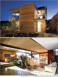Prefab homes goes deluxe