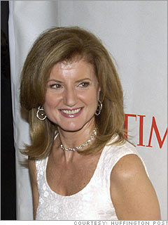 Once dismissed as a Web 2.0 dilettante, Arianna Huffington has turned her popular blog into a successful business.